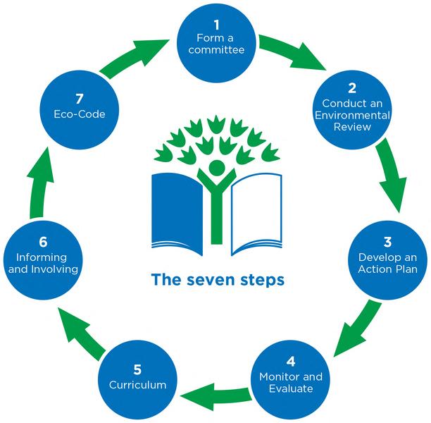 Eco Schools The Process