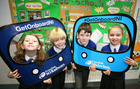 Schools all aboard for 'smart moves' in 2-week travel challenge -Translink and Eco-Schools encourage ... -- news item graphic